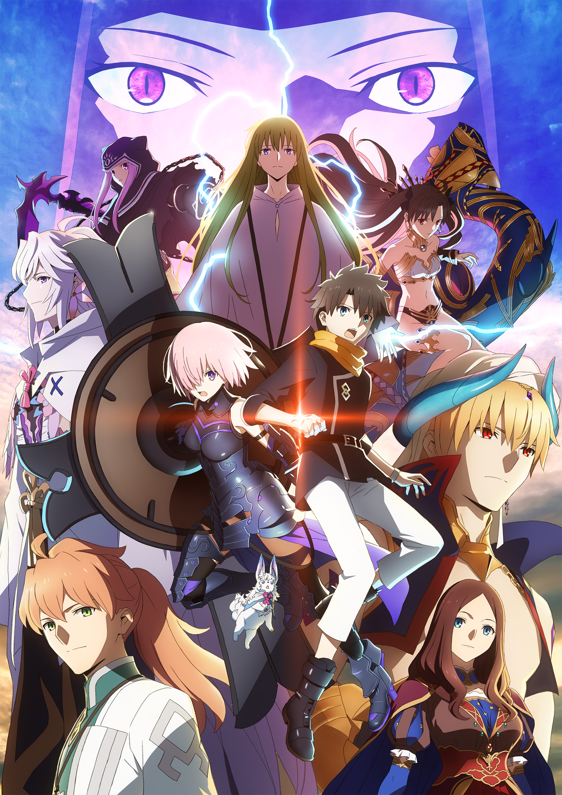 [FLsnow][Fate/Grand Order -絕對魔獸戰線巴比倫尼亞- / Fate/Grand Order -絶対魔獣戦線バビロニア-][06][720p][繁體內嵌]
